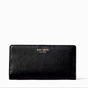 🆕 Kate Spade Large Slim Bifold Wallet (Brand New)